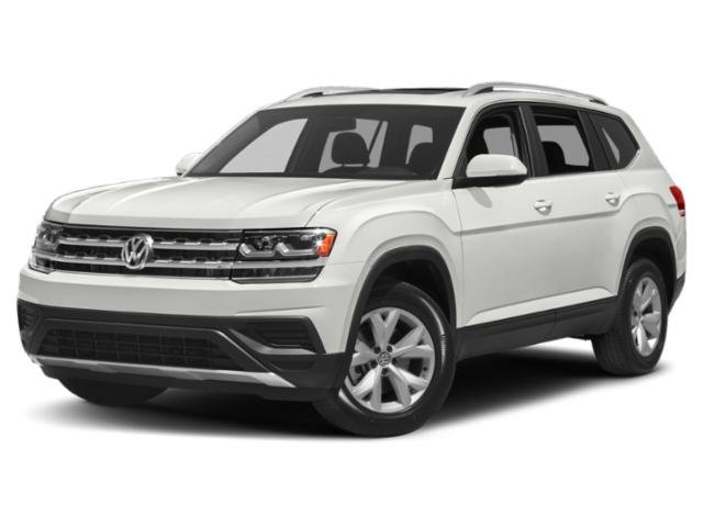 New 2019 Volkswagen Atlas V6 SE Tech AWD