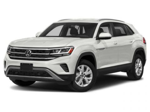 New 2020 Volkswagen Atlas Cross Sport 2.0T S AWD